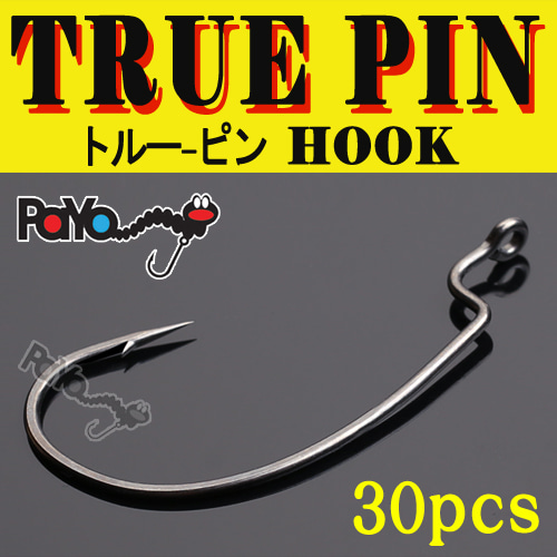 TRUE PIN WIDE GAP HOOK [30pcs]