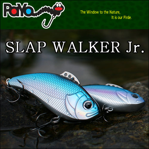 SLAP-WALKER Jr. 60mm, 13g, Sinking